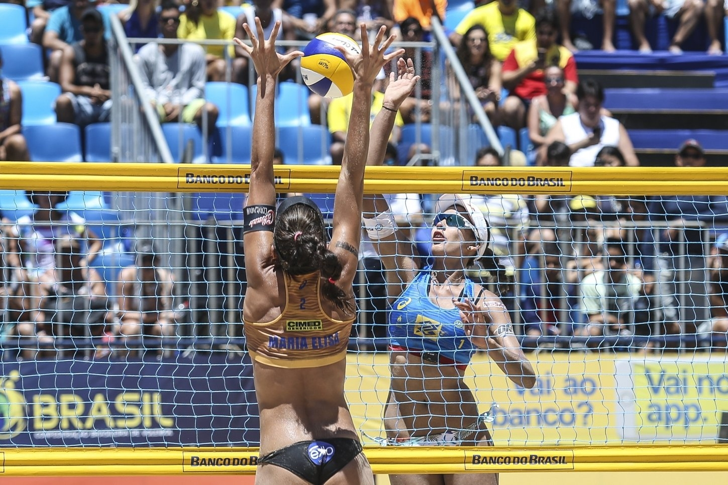Duda and Carol are fighting for their first national titles (Photocredit: CBV)