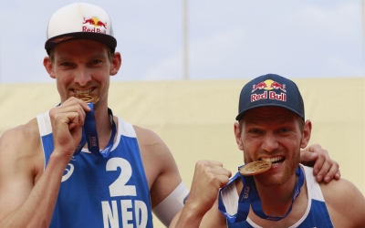 Brouwer/Meeuwsen take gold in Xiamen
