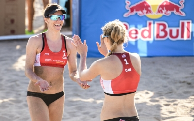 Canadians survive windy battle at #FTLMajor