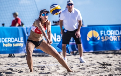 A familiar #FTLMajor debut for Melissa